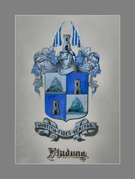 Click for the Heraldic Description